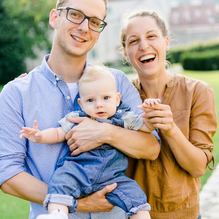 Familienshooting mit Birgit & Andi & Mirjam