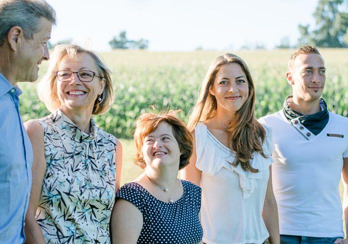Lisa & Family