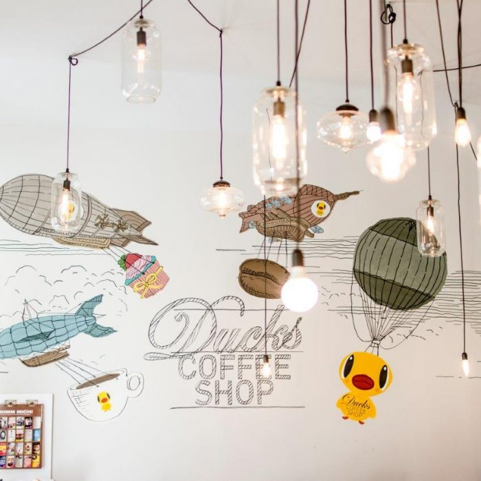Ducks Coffeeshop Graz