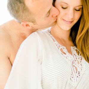 Babybauchshooting mit Anja und Phillip